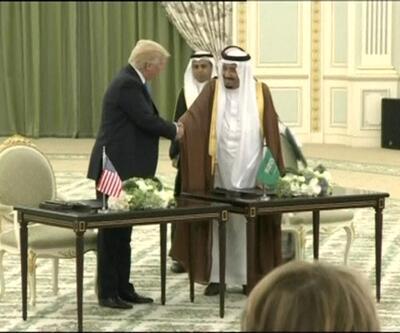 ABD'nin Suudi Arabistan'a silah satışı