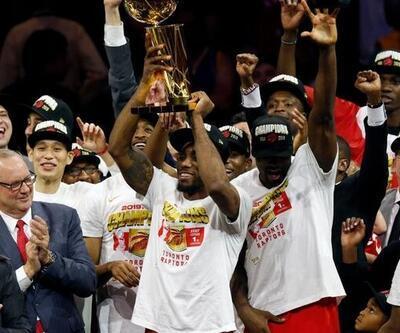 NBA'de Toronto Raptors tarihinin ilk şampiyonluğunu kazandı