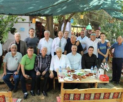 Susurluk Beşiktaşlılar Derneği, çevre ilçelerin BJK  dernek temsilcileri ile buluştu