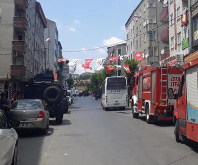 İstanbul'da terör örgütü DHKP/C operasyonu