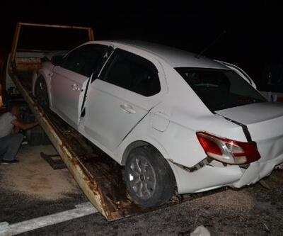 Akseki'de trafik kazası: 5 yaralı