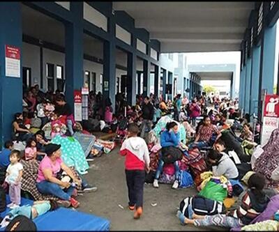Venezuelalılar Peru'ya akın ediyor