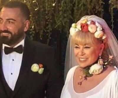 Zerrin Özer 61 yaşında evlendi