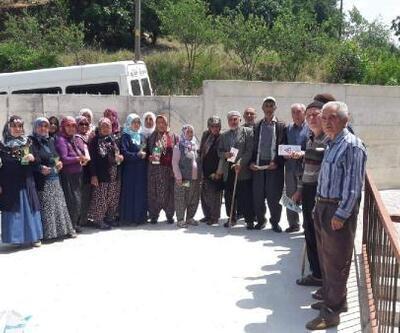 Andırın'da sağlık taraması