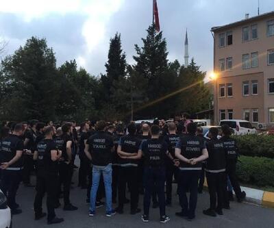 Tuzla'da helikopter destekli uyuşturucu operasyonu