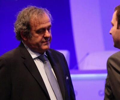 Michel Platini gözaltına alındı