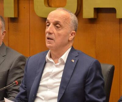 Türk-İş Toplu İş Sözleşmesine dair taleplerini Bakan Selçuk'a sundu