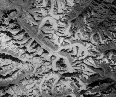 Himalayalar'da buzulların erime hızı ikiye katlandı