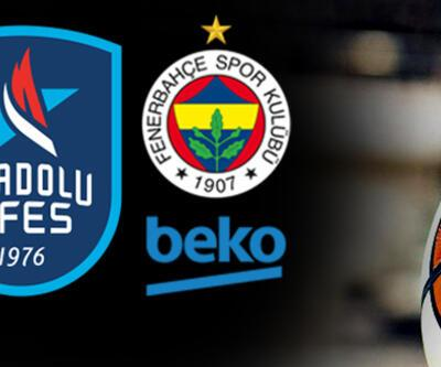 Şampiyon kim olacak? Anadolu Efes, Fenerbahçe maçı saat kaçta, hangi kanalda?