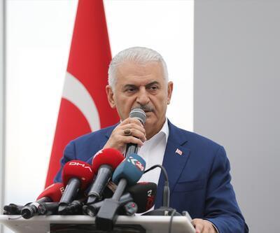 AK Parti İstanbul Büyükşehir Belediye Başkan Adayı Binali Yıldırım: PKK ve FETÖ aynı yerden emir almaktadır