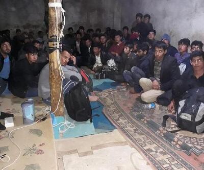 Ağrı merkezli operasyonda 769 göçmen yakalandı