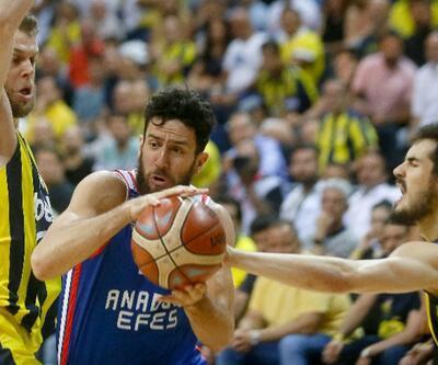 Anadolu Efes Fenerbahçe CANLI