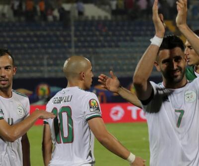 Cezayir Kenya'yı 2 golle geçti