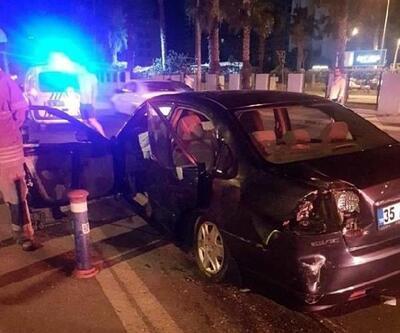 İzmir'de kaza: 2 ölü, 2 yaralı