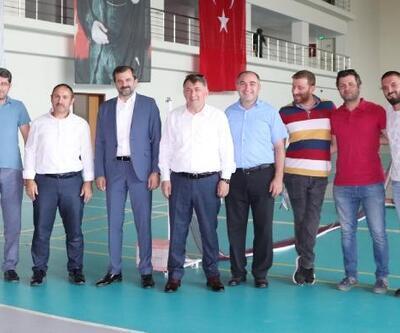 Uysal, Gürsu'daki tesislerde incelemelerde bulundu