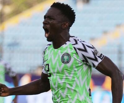 Kenneth Omeruo attı Nijerya kazandı
