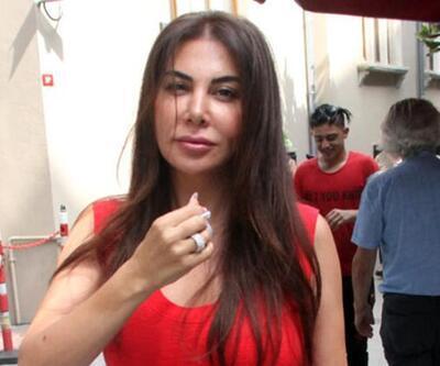 Ebru Yaşar'ın evini böcek bastı