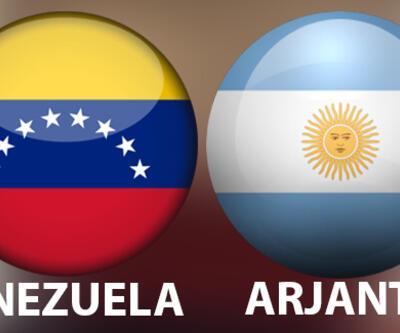 Venezuela, Arjantin Copa America maçı ne zaman, saat kaçta, hangi kanalda?