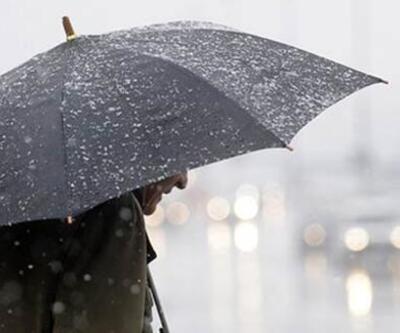 Hava durumu 6 Temmuz: Meteoroloji'den yerel yağmur uyarısı!
