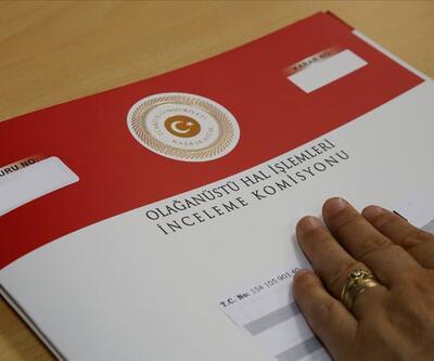 OHAL başvurularının 77 bin 900'ü karara bağlandı