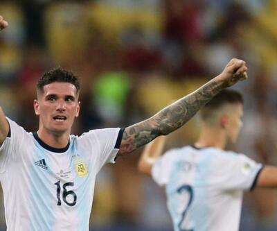 Copa America'da Arjantin ile Brezilya eşleşti