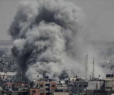 İsrail'in Suriye'de rejim bölgesini bombaladığı iddia edildi