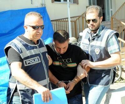Cezaevi firarisi yankesicilik yaparken yakalandı
