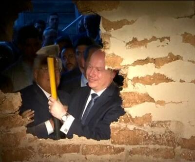 Doğu Kudüs'te tünel açıldı