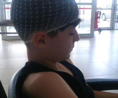 10 yaşındaki Tunay, köpek saldırısında yaralandı