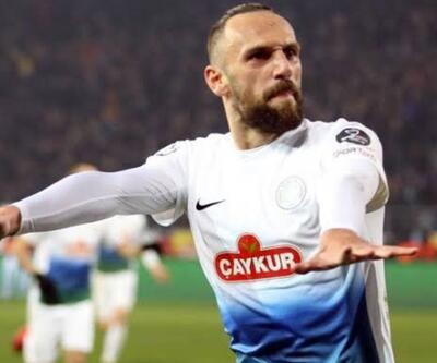 Fenerbahçe Vedat Muriç transferi için Rizespor ile anlaştı