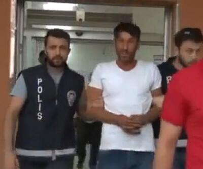 Kucağında bebeği olan eski eşini bıçaklayan şüpheli, tutuklandı