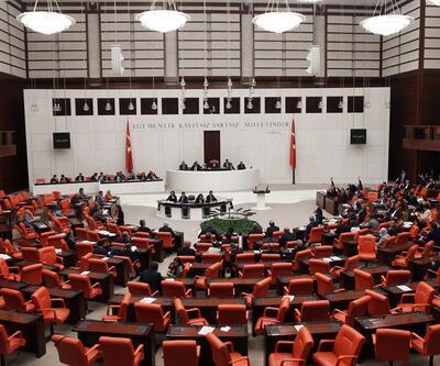Son dakika... Tapu ve imar kanunlarında değişiklik teklifi Meclis'te kabul edildi