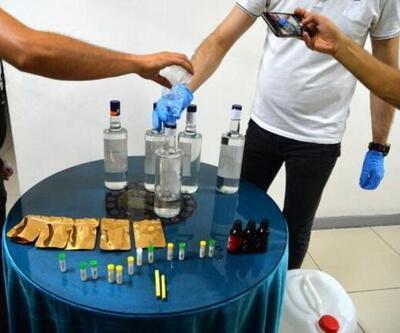 'Metil alkol' soruşturmasında 6 kişiye daha gözaltı