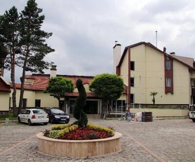 Beşiktaş'ın, Gerede'de kiraladığı otelin tadilat çalışmaları tamamlandı