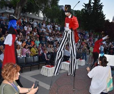 Amasya'da tiyatro grupları buluştu