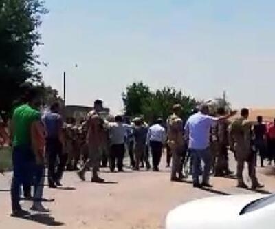 Kaçak elektrik kontrolü yapmak isteyen ekibe saldırı: 2 yaralı