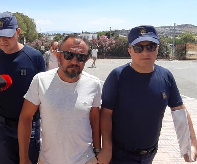 Gazetecilere çarpan kaptan serbest bırakıldı