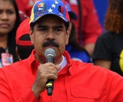 Maduro'dan muhalefete diyalog çağrısı, orduya tatbikat talimatı
