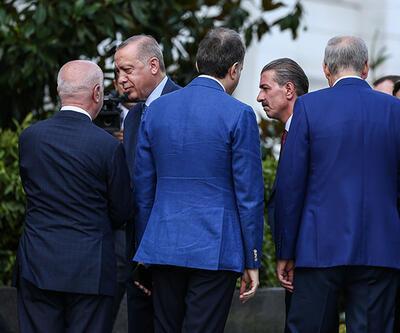 Erdoğan, AK Parti milletvekilleriyle buluştu