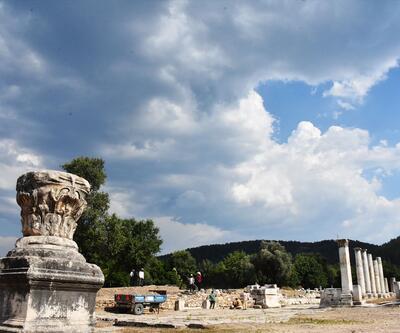 Stratonikeia'da kazı çalışmaları başlatıldı