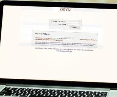 YKS ek tercih sonuçları ÖSYM sorgulama sayfası