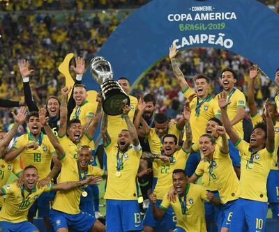 2019 Copa America şampiyonu belli oldu