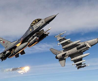 Irak'ın kuzeyine hava harekatı! 4 terörist öldürüldü