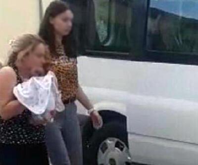 14 yaşındaki kızını kullanıp iş insanından 1 milyon 287 bin TL aldı