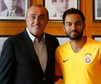 Galatasaray, Selçuk İnan ile nikah tazeledi