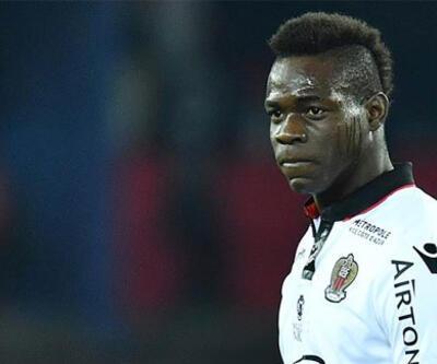 Balotelli için Napoli'de suç duyurusu