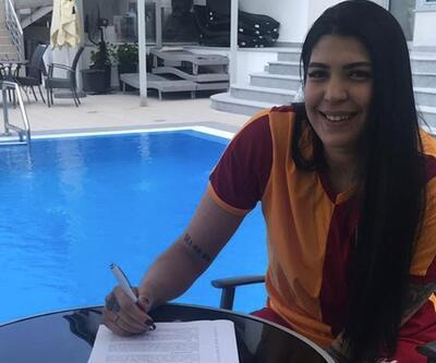 Fenerbahçe'den ayrıldı Galatasaray'a imza attı