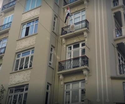 Suriyeli muhalife İstanbul'daki başkonsoloslukta saldırı