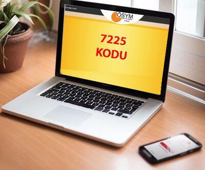 7225 kodu nedir? KPSS tercihleri 7225 kodu ile ilgili detaylar