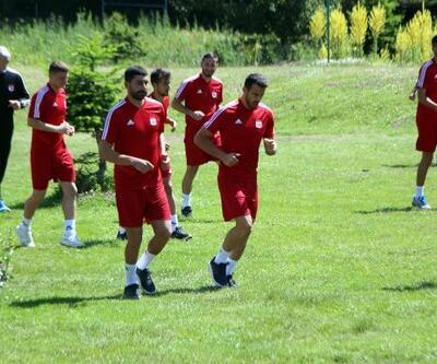 Sivasspor'un Bolu kampı sürüyor